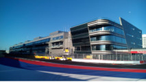 Формула 1. Гран-При России. Суббота