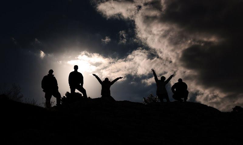 Экспедиция Крым Новый год 2011