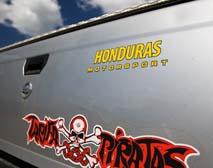 Пополнение в Honduras motorsport