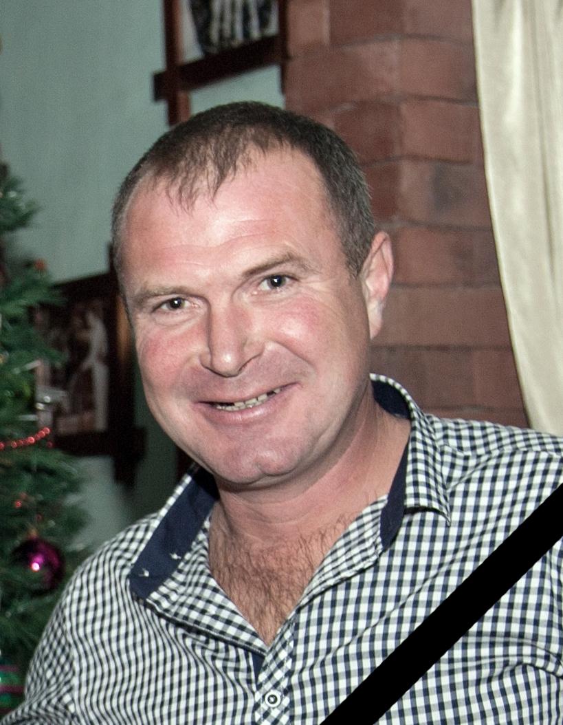 Погиб Юра Щербина