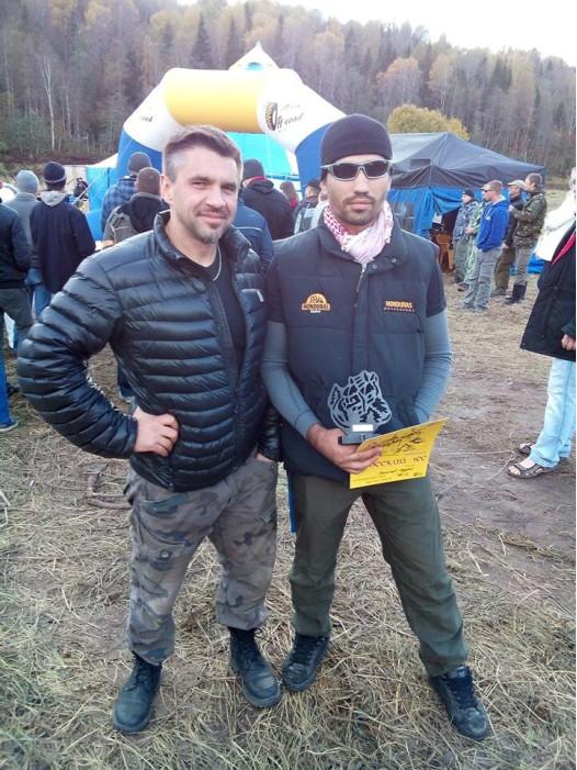 Победа!  Вепсский лес 2014.