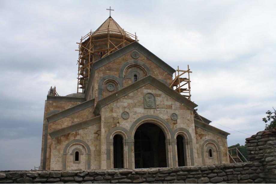 женский монастырь святой Нино, Бодбе
