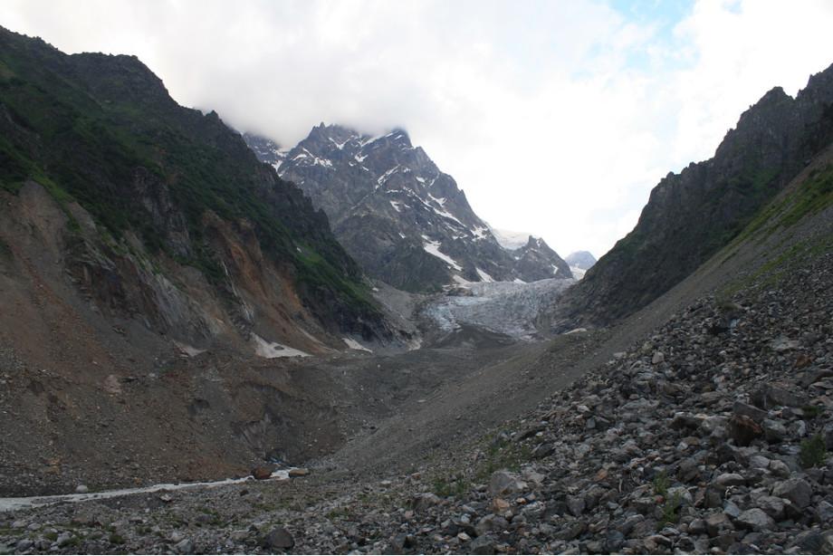 Лекзырский ледник