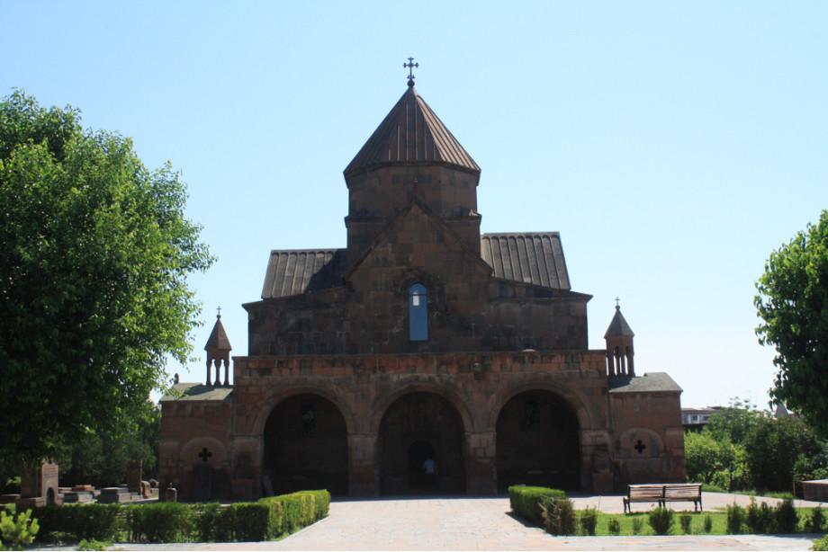 монастырь Святой Гаянэ