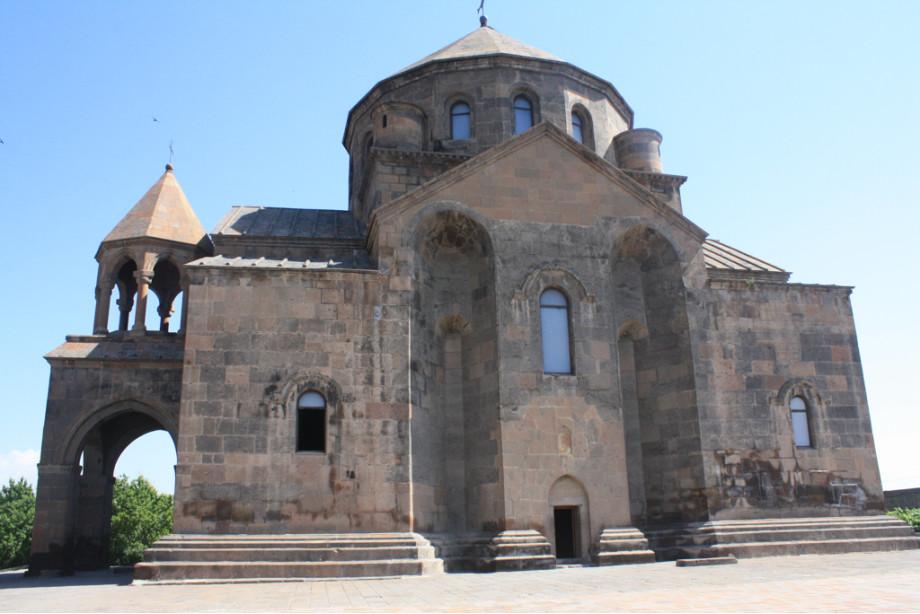 монастырь Святой Рипсимэ