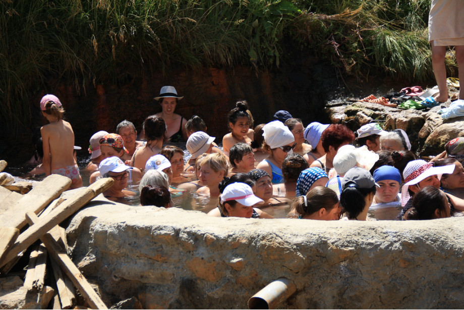Нарзановая ванна Джилы-Су