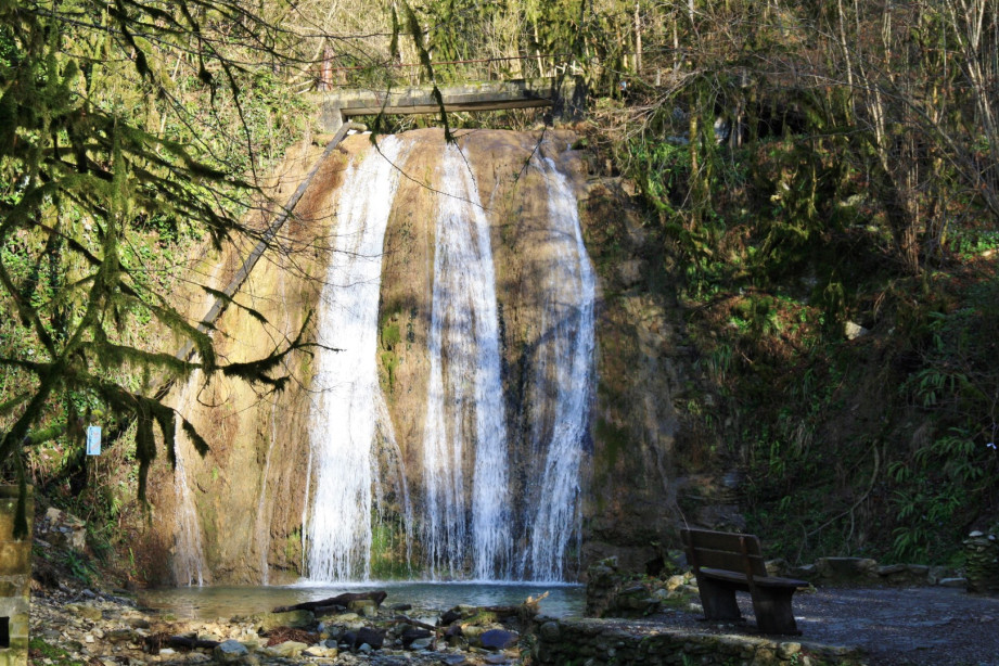 Первый Джегошский водопад