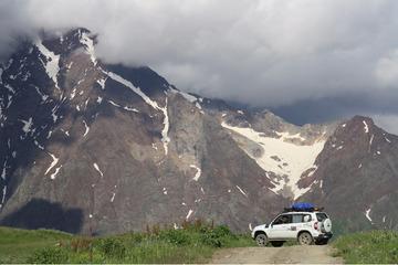 Перевал Загар