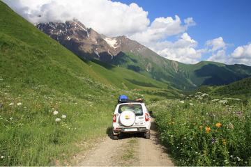 По пути из Ушгули