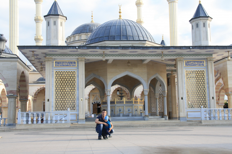 Сердце Чечни.