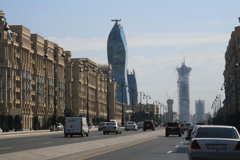 ГорноГастроВинныйТур: Азербайджан или страна «одного маната» «Часть 3»