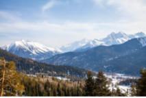 Февральские праздники на лыжах в Архызе