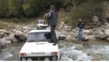 Ущелье реки Тюртю-Су.