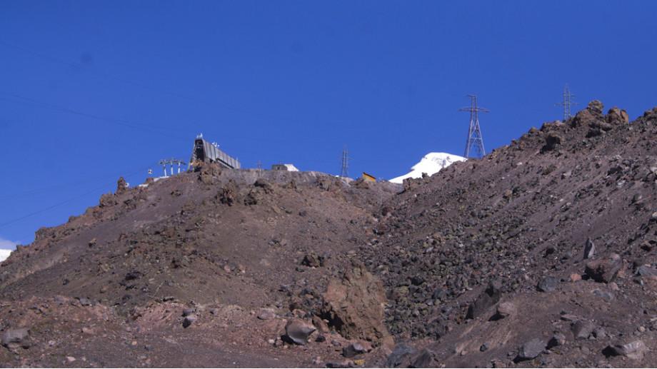 станция Мир (3500м.)