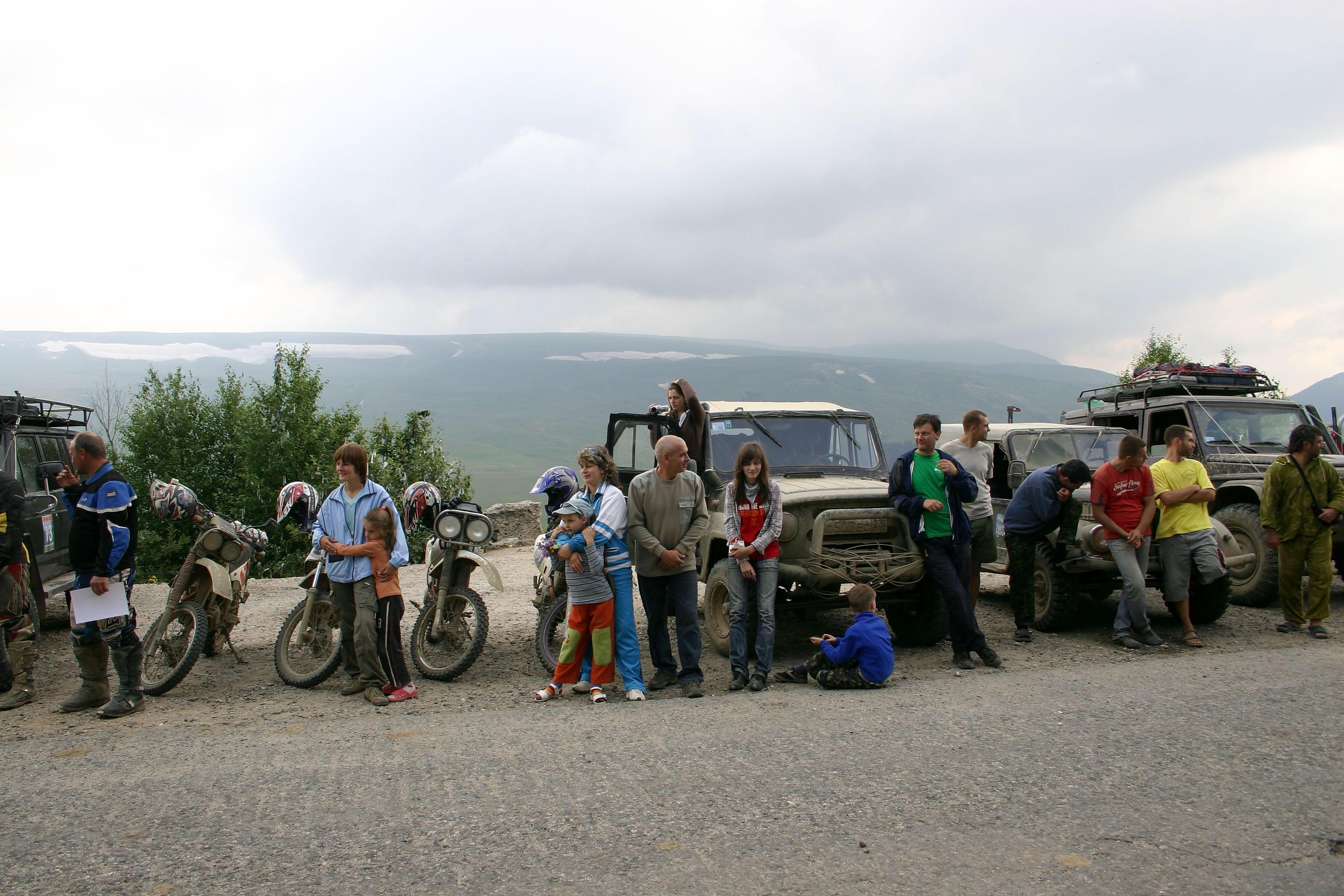 """Трофи-экспедиция """"Северный Кавказ 2007"""". Слайдшоу."""