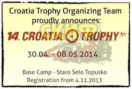 Скифы на Croatia-Trophy 2014. Отставить паром.